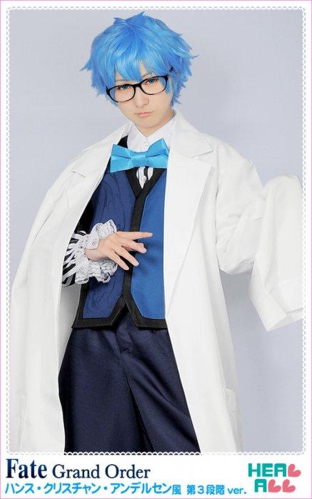 Fate/Grand Order ハンス・クリスチャン・アンデルセン風 第3段階ver ...