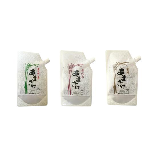 あま酒(島根県、鳥取県産)12個入り(3種類×4個)