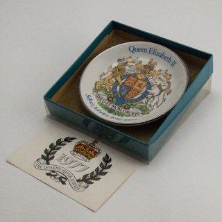 A-007 皿 Queen Elizabeth � Silver Jubilee