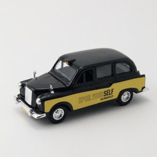 A-009 WELLY社製 Selfridges &Co MINI CAR 「London Taxi」