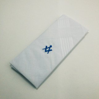 A-025 Freemasonry Handkerchief ハンカチ フリーメイソン