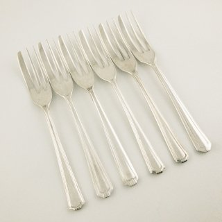 A-032 Antique fork 6本セット