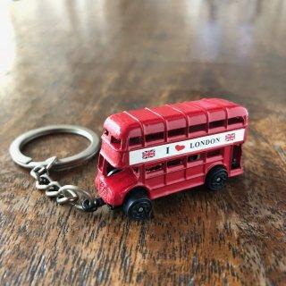London Bus Key Holder