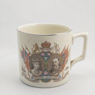 B-003 Silver Mug