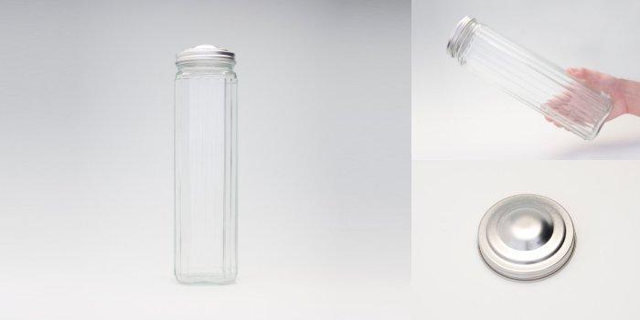 食料瓶 パスタ保存瓶CAP付