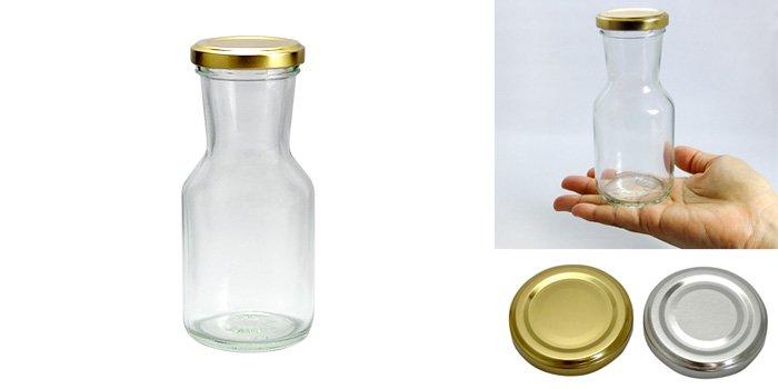 プリン・ヨーグルト瓶  DEC180ST
