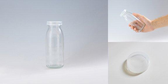 プリン・ヨーグルト瓶  M-200