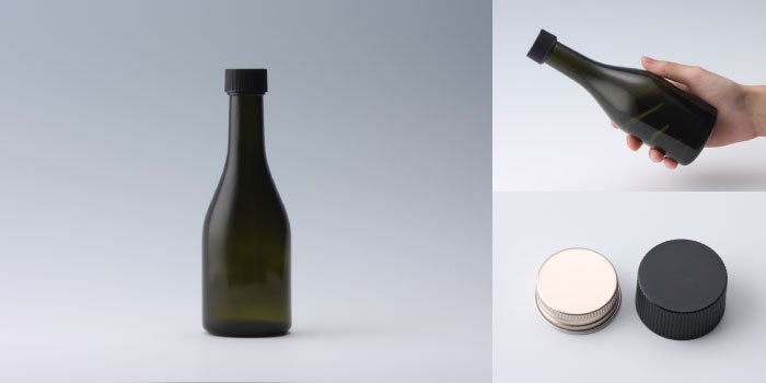 酒・ワイン瓶 SKB300DS