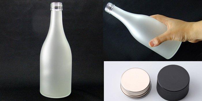酒・ワイン瓶 SKK500 フロスト