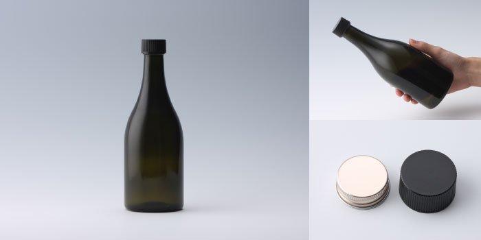 酒・ワイン瓶 SKK500 DS