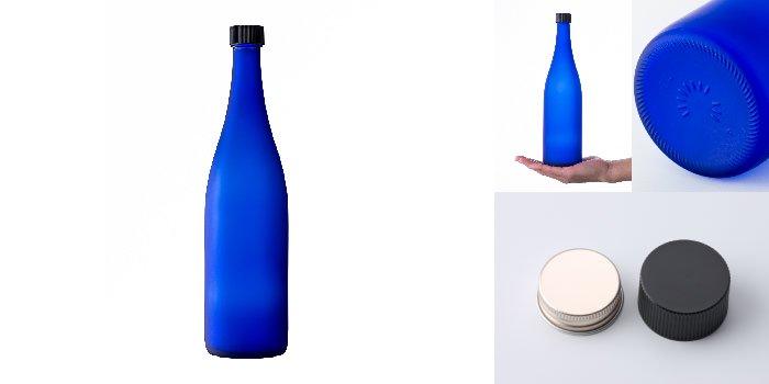 酒瓶 ・ 焼酎瓶 ロングS720CBTフロスト