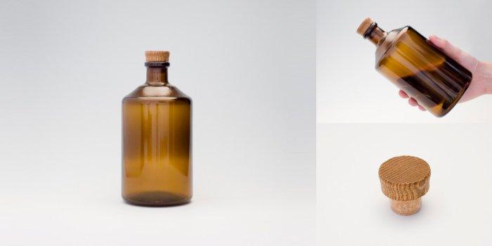 酒・ワイン瓶 TSE720 (A)