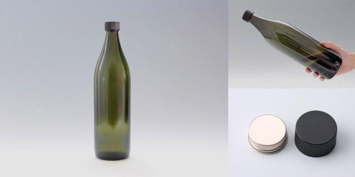 酒・ワイン瓶 灘900 DS