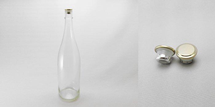 酒・ワイン瓶 清酒1800-F(一升瓶)