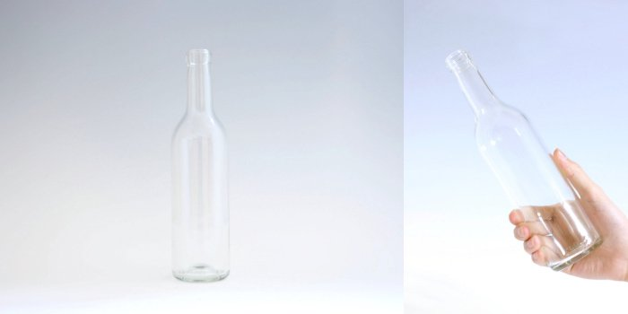 酒・ワイン瓶 ワイン360 木口 F