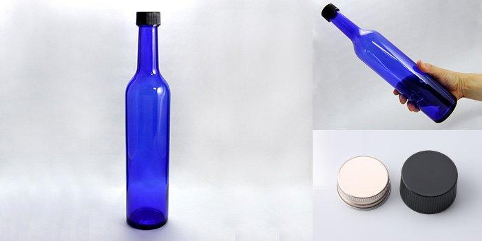 酒・ワイン瓶 スリムワイン500 CBT