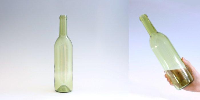 酒・ワイン瓶 ワイン720 木口 YG