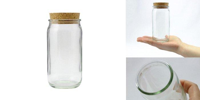 コルク付規格瓶 VMコルク付