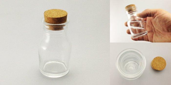 コルク瓶 501xx