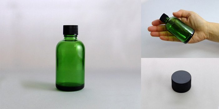 遮光瓶 SYA-G60cc
