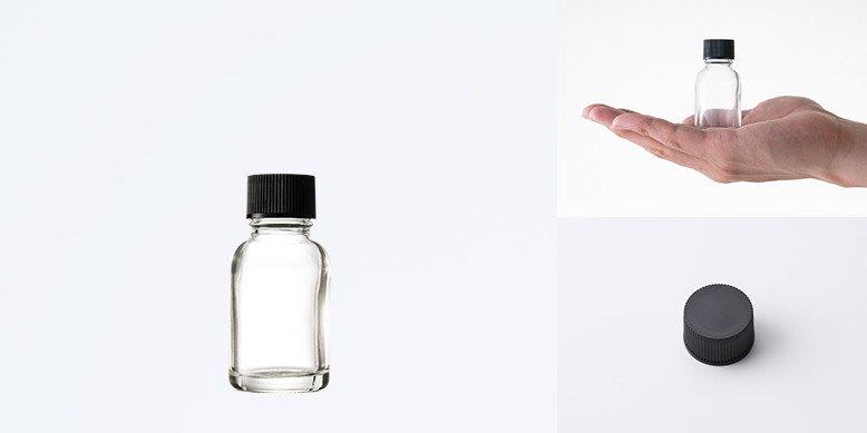 遮光瓶 LT-20 透明