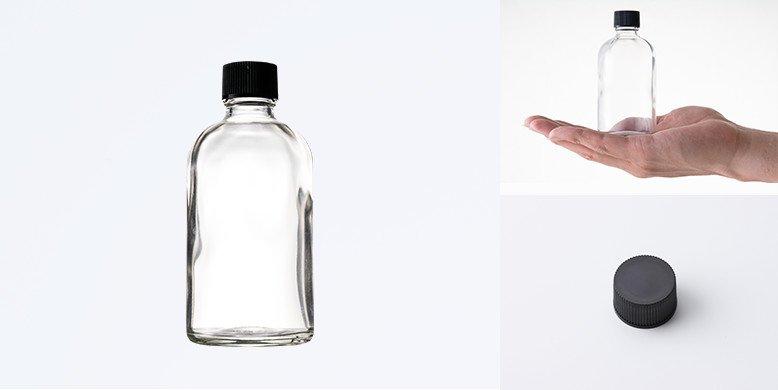 遮光瓶 LT-100 透明