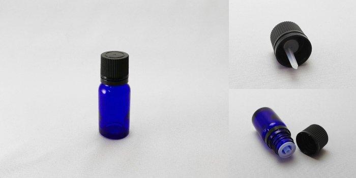 遮光瓶 TBG-10 ブルー