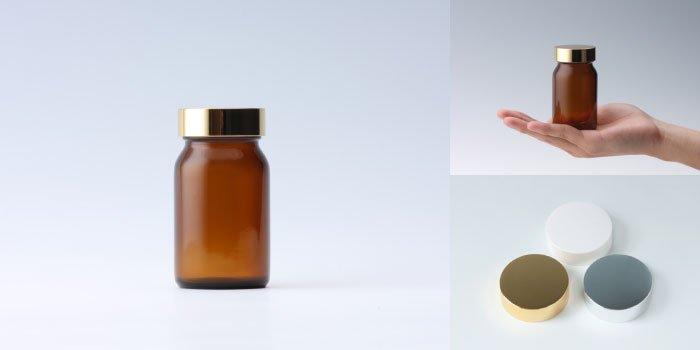 健康食品・規格瓶 規格瓶 PS-10K 茶