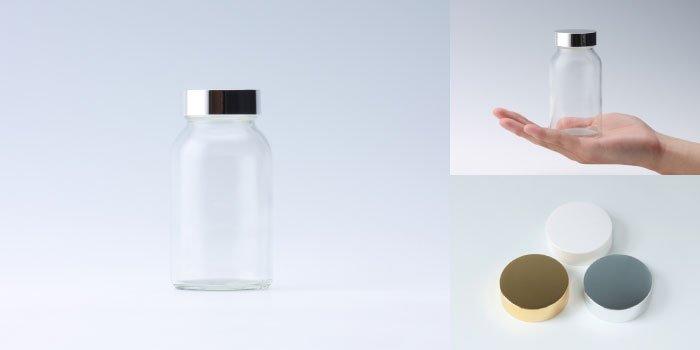 健康食品・規格瓶 規格瓶 PS-12K 透明