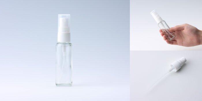 スプレー付瓶 MK30スプレー