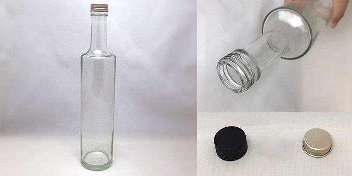 酒・ワイン瓶 TUTU500STD F