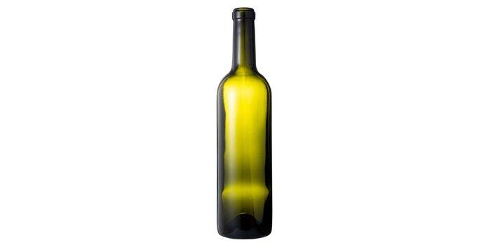 酒・ワイン瓶  ボルドー720 木口 AG