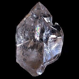 ヒマラヤ水晶134(レインボー)