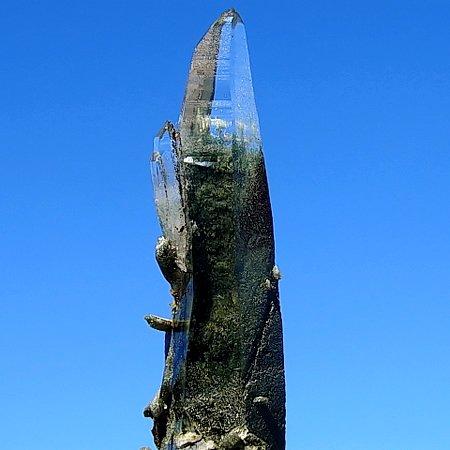 ヒマラヤ緑泥水晶<br>Pray