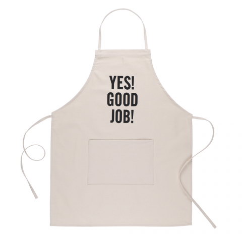 <img class='new_mark_img1' src='https://img.shop-pro.jp/img/new/icons55.gif' style='border:none;display:inline;margin:0px;padding:0px;width:auto;' />DRESSSEN 「ADULT APRON (YES! GOOD JOB!)」