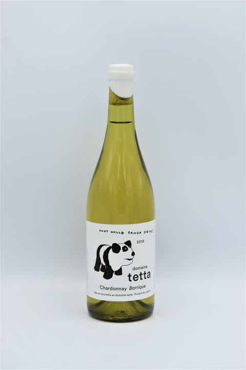 <img class='new_mark_img1' src='https://img.shop-pro.jp/img/new/icons1.gif' style='border:none;display:inline;margin:0px;padding:0px;width:auto;' />domaine tetta 「2018 Chardonnay Barrique」