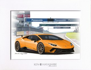 Huracan LP640-4 Performante ホイール1