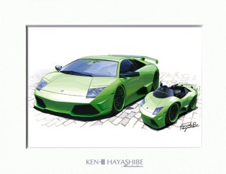 Murcielago LB(light green)