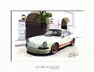 911 Carrera RS -901- (white)