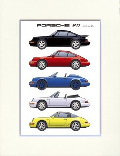 911 (964) collection