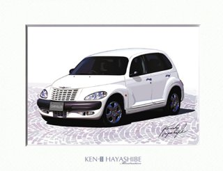 Chrysler PTCruiser (white)