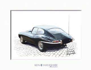 E-Type (navy blue)