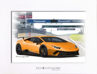 Huracan LP640-4 Performante ホイール2