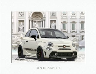 <img class='new_mark_img1' src='//img.shop-pro.jp/img/new/icons1.gif' style='border:none;display:inline;margin:0px;padding:0px;width:auto;' />Abarth 595