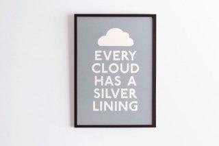Every Cloud - Blue