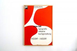 Max Bill / Kunsthalle Bielefeld - 1998