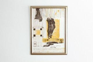 Per Kirkeby / Kunstindustrimuseet Kopenhagen - 1987