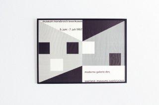 Karl Oskar Blasé / Museum Morsbroich - 1957