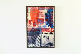 Robert Rauschenberg / Night Shades + Urban Bourbons Poster - 1993