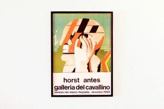 Horst Antes / Galleria del Cavallino
